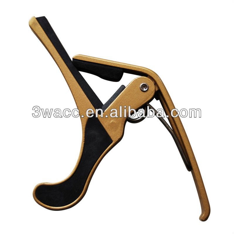 Acoustic guitar capo custom musical instruments parts