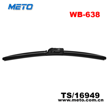 China car windshield wiper blade with 8 adaptors