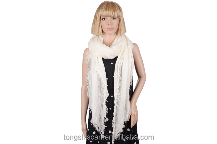 material fabric acrylic crinkle voile scarf fashion print voile scarf shawl and scarves supplier alibaba china