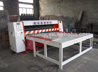 Factory Price semi-auto rotary die-cutting machine for corrugated carton box