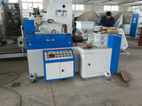 Double sides pp pe extrusion laminating coating industrial machine