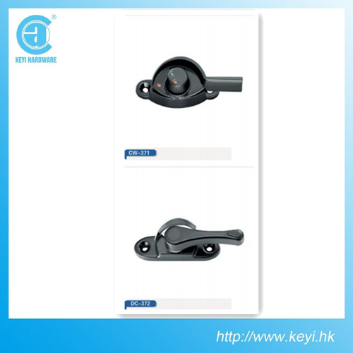 CW-371good quality quality Zinc alloy UPVC window cresent lock