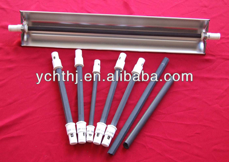 Far Infrared Electric Silicon Carbide Electric Heating Element