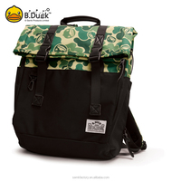 Popular military backpack bags (camourglag) outlander nylon backpack bag