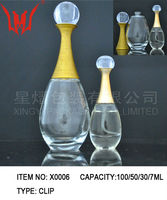 Classic 100ml perfume imitation and all brands of fragrance bottle