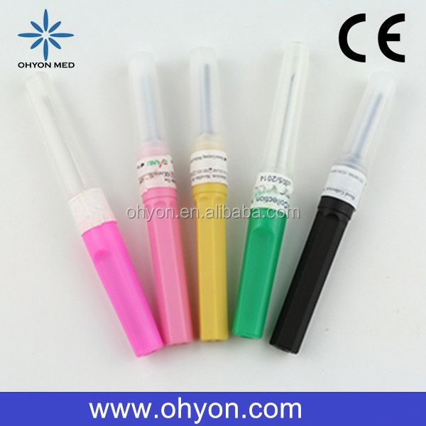 2016 Disposable Medical blood donor needle manufacturer