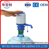 Blue Color Easy Take 5 Gallon Bottle Hand Press Water Pump