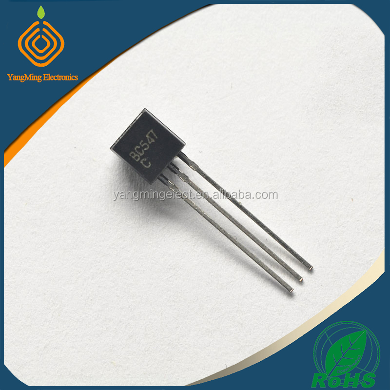 Original NPN Silicon Power Transistors Mosfet BC547