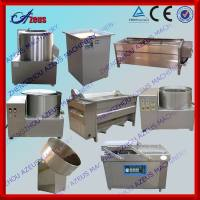 2014 Automatic Stainless Steel Cassava Chips Making Machine 0086-13592420081
