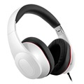 Fashion foldable overhead stereo headphone 3.5mm gaming headphone for PS4 Xbox one Tablet