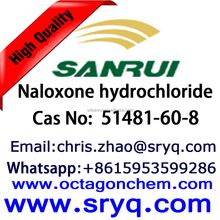 High Purity Naloxone hydrochloride 51481-60-8 Powder