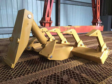 construction machinery parts spare D3C bulldozer ripper with tree shanks