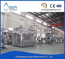 Small Factory Carbonated Beverage Filing Drink Bottle Filling Machine