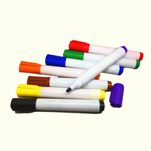 Bright Marking Easy Wipe No Ghosting School And Office Color Whiteboard Marker Pen Set