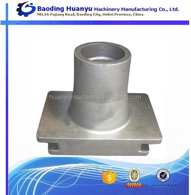 OEM Customized Cast Iron Input Gear Cover For Machinery Parts
