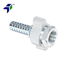 hose to threaded male pipe coupling(boss coupling,ground joint coupling)
