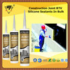 Construction Joint RTV Silicone Sealants In Bulk