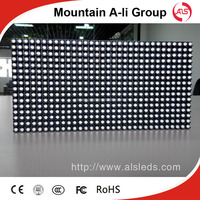 hot!! high level P8 full color outdoor DIP 3in1 LED module
