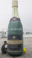 Advertising inflatable champagne model, inflatable bottle model, wine bottle replica K3037