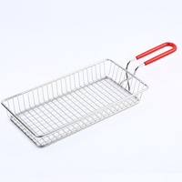 Patented Product Stainless Steel Fast Food Tray 240x120x35mm&150x150x35mm
