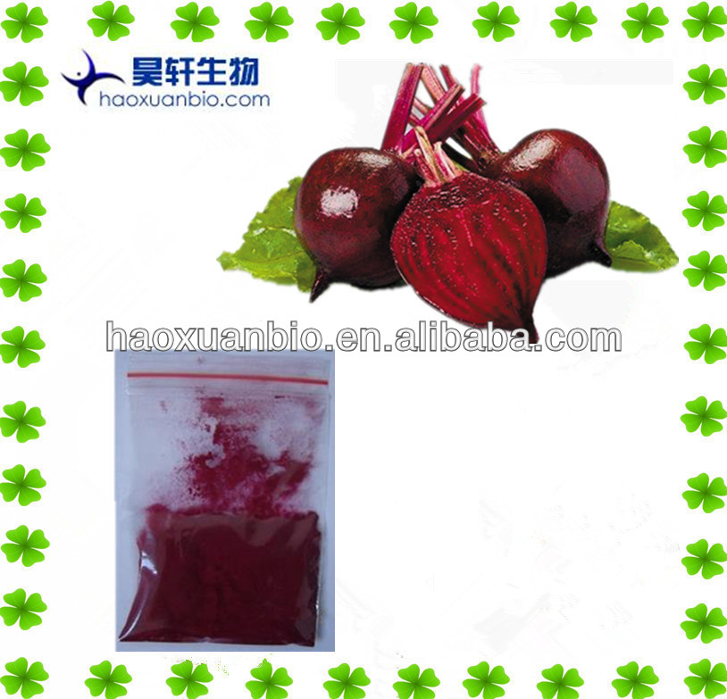 E12 Antioxidant, ascorbic acid Betanin from beet root red extract
