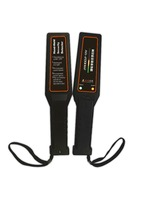 super high sensitivity cooper wire handheld metal detector for Hardware factory, electronics factory