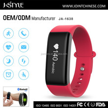 Bluetooth watch variability heart rate monitor for six training zones