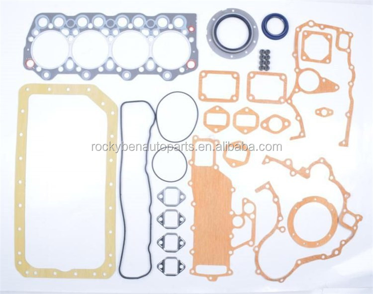 Auto parts engine gasket kit for Mitsubishi ME996360