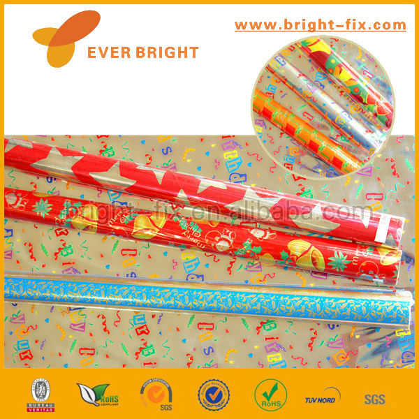 2014 China Supplier gift wrapping paper roll/gift wrapping organza ribbon/gift wrapping paper in india