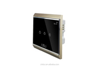 Chitco smart light switch 150v wifi controlled 3 gang american switch
