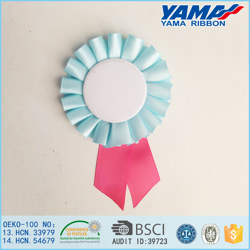 ribbon badge ribbon rosette