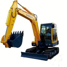 6 ton excavator type and capacity(w265)
