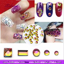 2017 Nail Art Alloy Jewelry 3d Nail Art Decoration French Newest Nail Design