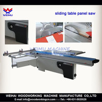 MJ6132 used sliding table panel saw