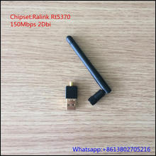 Mini Ralink Rt5370 150Mbps WiFi USB Dongle FCC CE RoHS