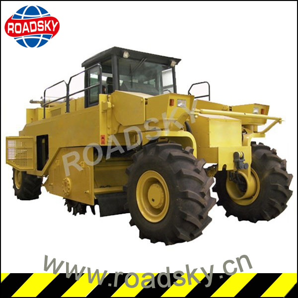 Cold Recycling Asphalt Road Construction Equipment