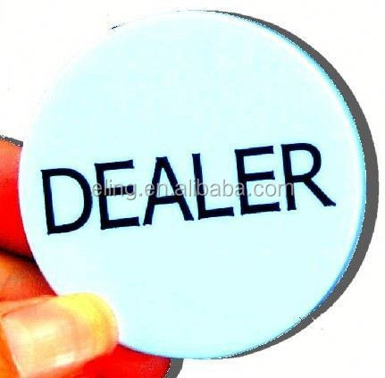 Big Blind\Small Blind Dealer Button toggle