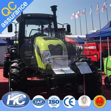 Chinese 55HP 4WD Farm Equipment Tractor /Farming Tractor /Agriculture Tractor with Backhoe