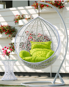 factory sale patio hammock swing chair for outdoor indoor teardrop swing chair F6081