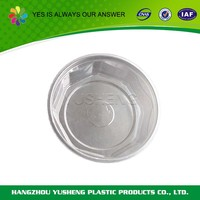 High quality PET Plastic disposable clear plastic cake trays