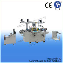 HX-350B kapton film Die Cutting Machine