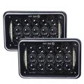 48W DOT 4x6 led headlight square for truck