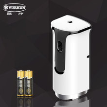 Professional battery operated electric scent air machine/refillable air freshener dispenser YK3890