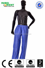 disposable nonwoven pants trousers for hospitals or else