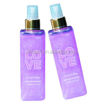 Brand Body mist fine fragrance mist