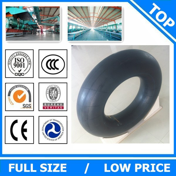 High quality trolley butyl rubber inner tube with a low price