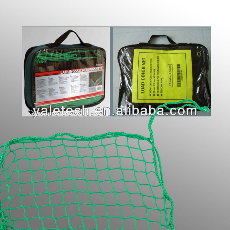 knotless polypropylene mesh net,CE tested in Germany by DEKRA