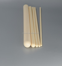Custom Al2O3 Ceramic Thermocouple Protection Alumina Tubes