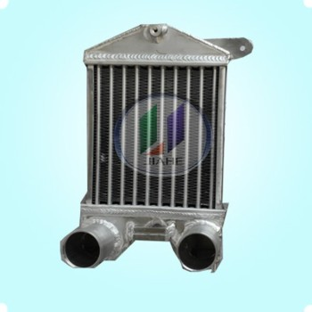 HIGH PERFORMANCE INTERCOOLER TURBO