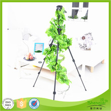 Hot Product Outside Decorative Fake Artificial Grape Leaf Hanging Vines Plant
